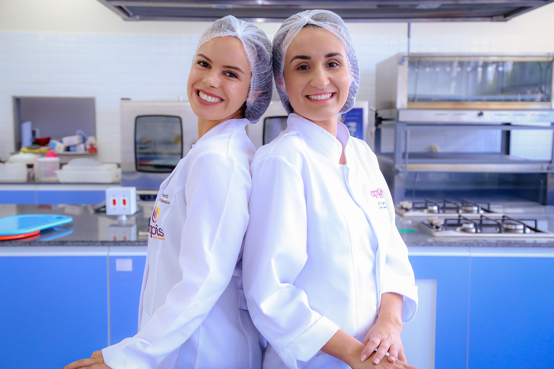 KATHERINE MANETTI E LATOYA BRUM Fundadoras da Apis Food Solution