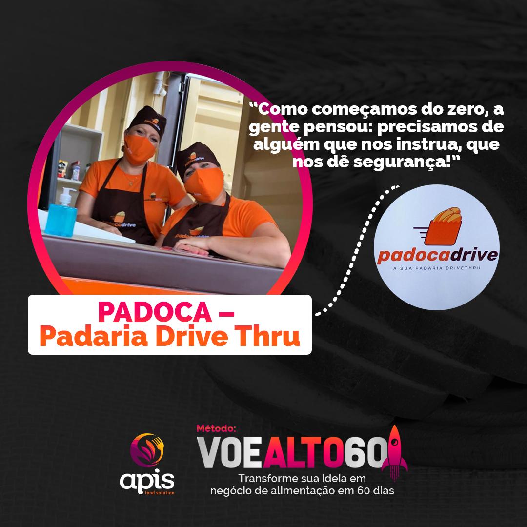 Padoca - Padaria Drive Thru
