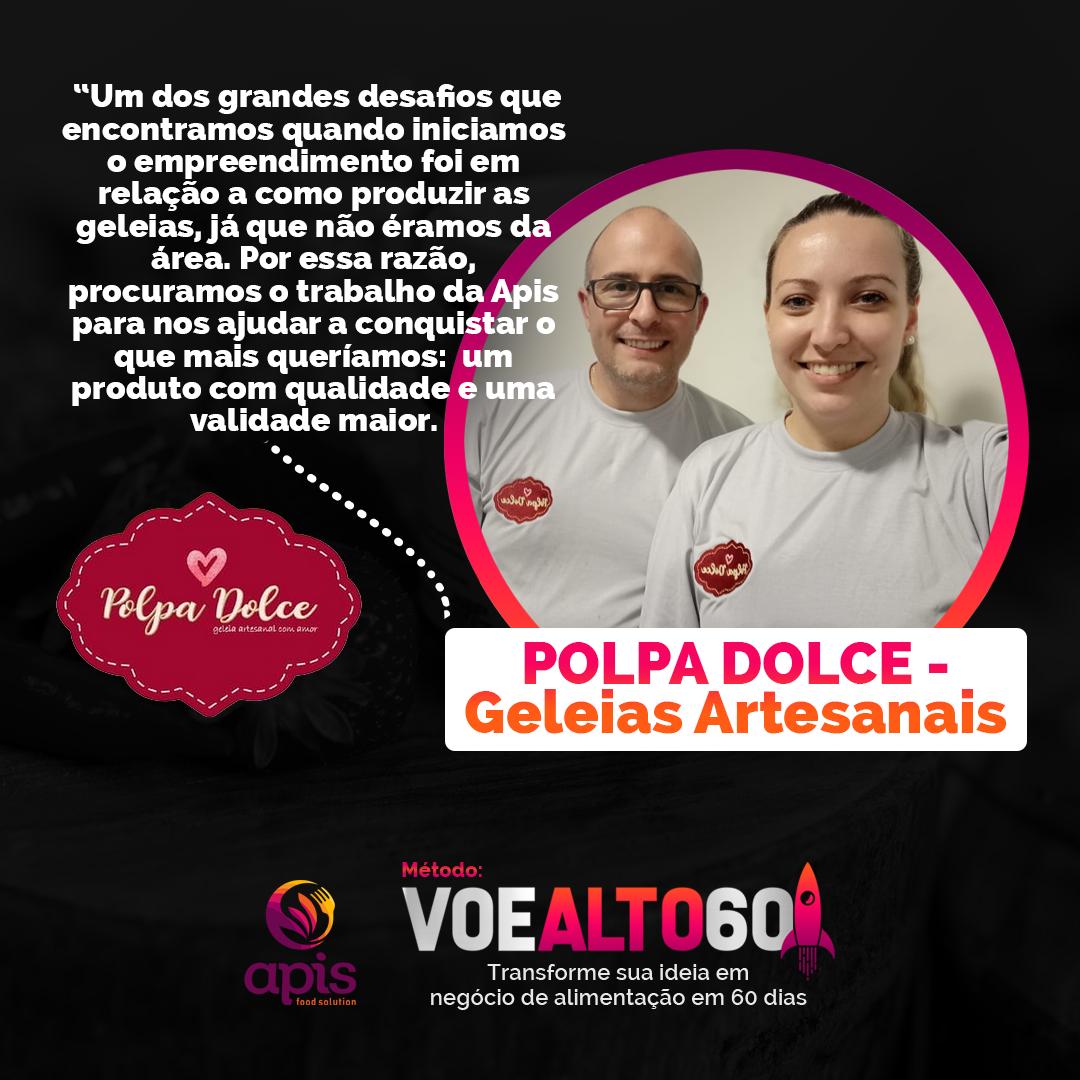 Polpa Dolce - Geleias Artesanais